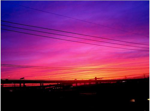 sunset 6.15