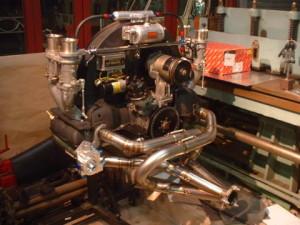 オリジナルエキマニ空冷VW