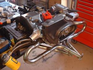 タイプ3 Ф45 レース用 エキマニ