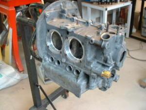 VW コンプリートエンジン