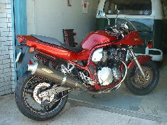 GSF1200改