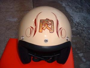 ヘルメット|カスタムペイント